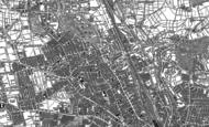 Old Map of Manningham, 1891