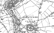 Old Map of Manor Ho, The, 1899 - 1900