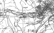 Old Map of Manton, 1899