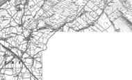 Old Map of Masongill, 1907
