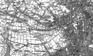 Old Map of Mayhill, 1897 - 1913