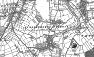 Old Map of Middlethorpe, 1890 - 1891