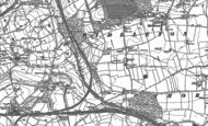 Old Map of Middleton, 1847 - 1892