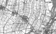 Old Map of Middleton, 1890 - 1891