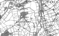 Old Map of Middleton, 1896 - 1902