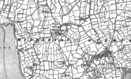 Old Map of Middleton, 1910 - 1931