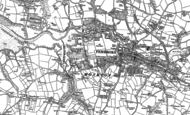 Old Map of Monkton, 1906 - 1948