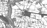Old Map of Monkton Farleigh, 1919 - 1922