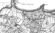 Old Map of Morfa Nefyn, 1899