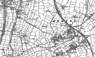 Old Map of Morton, 1877 - 1879