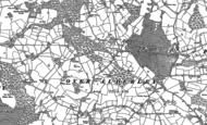 Old Map of Mount Fm, 1896 - 1897