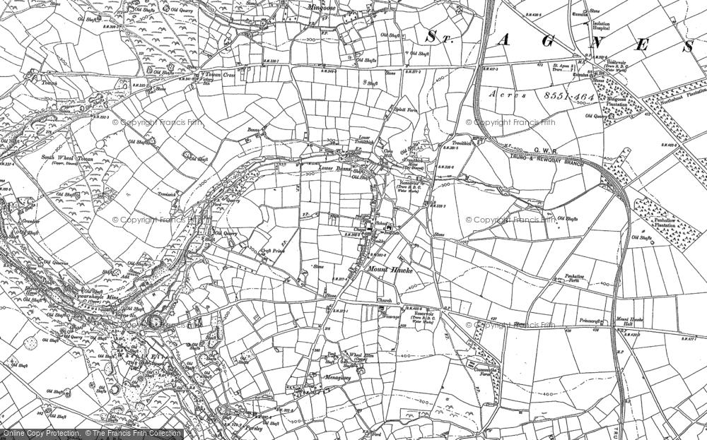 Mount Hawke, 1906