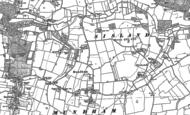 Old Map of Mundham, 1884