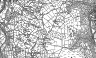 Old Map of Mynyddislwyn, 1899 - 1916