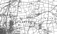 Old Map of Nethercote, 1898 - 1900