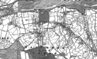 Old Map of Netherton, 1887 - 1904