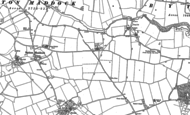 Old Map of New Ho, 1881 - 1882