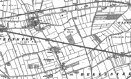 Old Map of Newland, 1888 - 1889