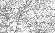 Old Map of Newsholme, 1892 - 1894