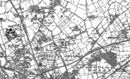 Old Map of Newton, 1898