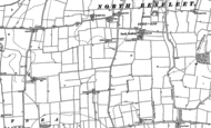 Old Map of North Benfleet, 1895