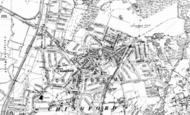 North Chingford, 1894 - 1895