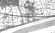 Old Map of North Ferriby, 1908