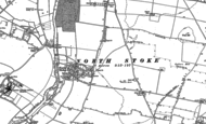 Old Map of North Stoke, 1910