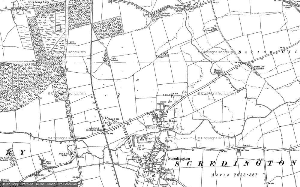 Northbeck, 1887