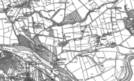 Old Map of Oakwood, 1895
