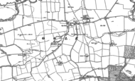 Old Map of Ogle, 1895 - 1896