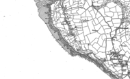 Old Map of Ogmore-by-Sea, 1897 - 1914