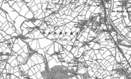 Old Map of Oldbury, 1882