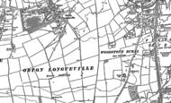 Old Map of Orton Malborne, 1887 - 1899
