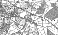 Old Map of Park Gate, 1895 - 1896