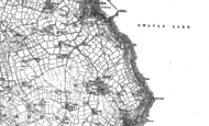 Old Map of Paul, 1906