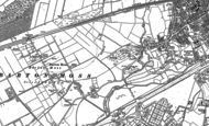 Old Map of Peel Green, 1894