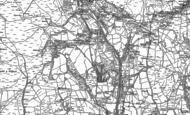 Old Map of Penrhiwfer, 1898