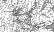 Old Map of Perry Street, 1901