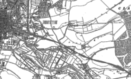 Old Map of Petersfinger, 1900 - 1924