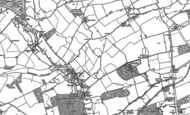 Old Map of Piccotts End, 1897