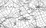 Old Map of Picketston, 1897
