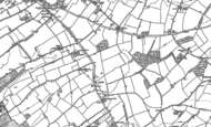 Old Map of Pimlico, 1896 - 1922