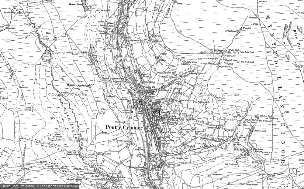 Pontycymer, 1897