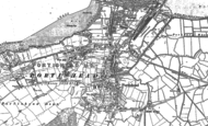 Old Map of Portishead, 1883 - 1902