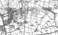 Old Map of Portobello, 1895