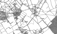 Old Map of Postcombe, 1897 - 1919