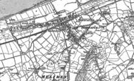 Old Map of Prestatyn, 1910 - 1911