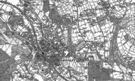 Old Map of Priestthorpe, 1848 - 1891