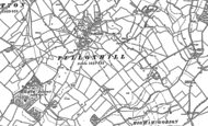 Old Map of Pulloxhill, 1881 - 1899